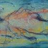 œuvre de Chantal Lebrun Titre : Pêche marine