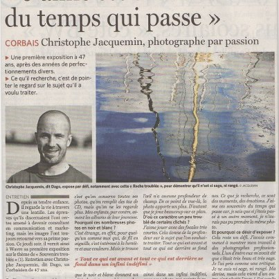 Article Christophe Jacquemin