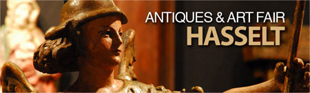 logo Antiquité & Art Fair Hasselt 2013